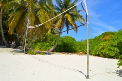 Maldives holiday - playground